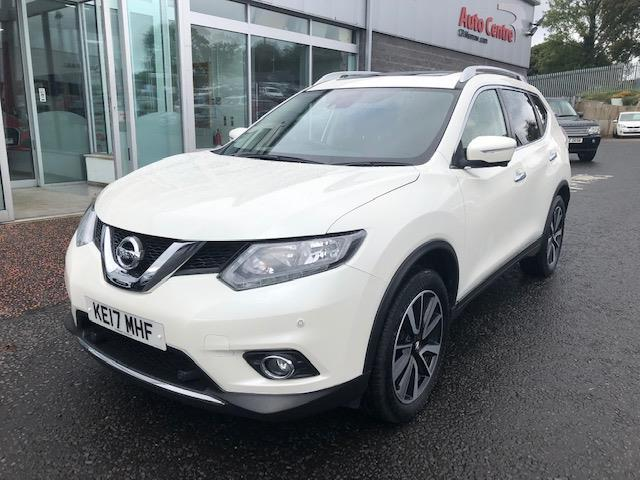 Nissan X Trail N Vision >> Nissan X Trail 1 6dci 130ps N Vision 4x4 For Sale At Cr