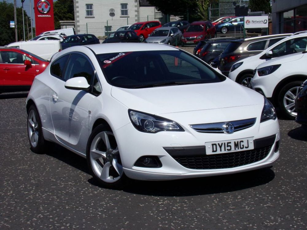 Vauxhall Astra GTC 2.0CDTi SRi ONLY £199 Per Month