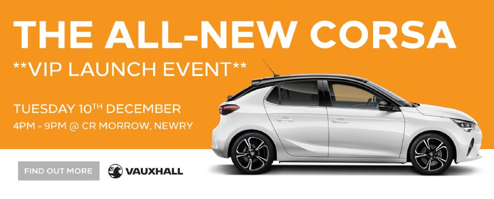 New Corsa Launch Night