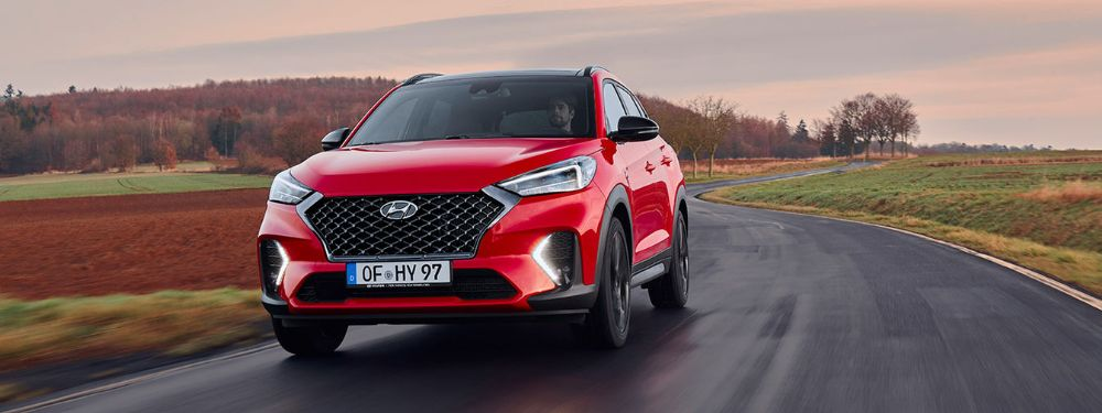 New Hyundai Tucson becomes first SUV with N Line treatment