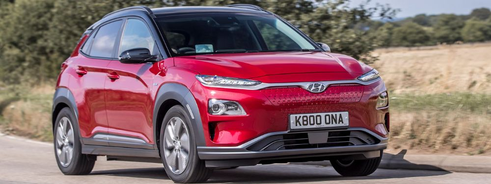 Hyundai Kona Electric wins Best Green Fleet Car