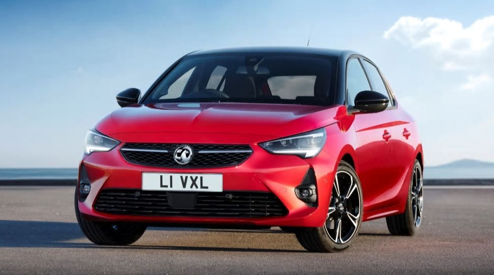 Vauxhall Reveals All-New Corsa