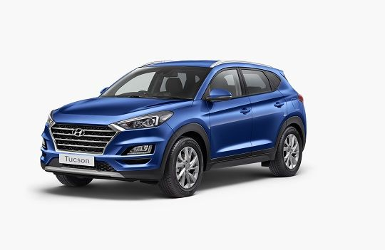 Think a new Hyundai Tucson is off limits…think again! £189+vat per month on Hyundai Personal Contract Hire