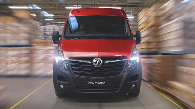 Vauxhall Announces Pricing For New Movano