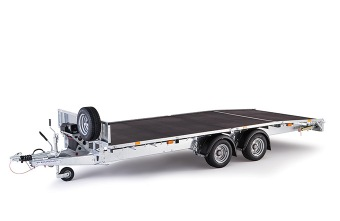IFOR WILLIAMS Trailers - Beavertail