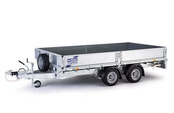IFOR WILLIAMS Trailers - Flatbed
