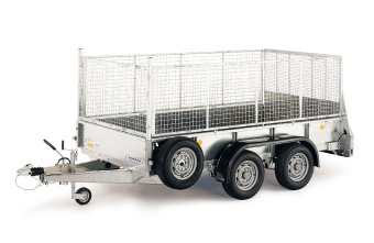 IFOR WILLIAMS Trailers - General Duty