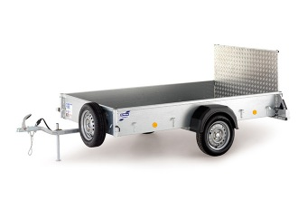 IFOR WILLIAMS Trailers - Small Domestic