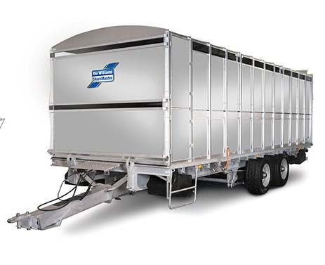 IFOR WILLIAMS Trailers - StockMaster