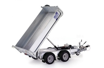 IFOR WILLIAMS Trailers - Tipper
