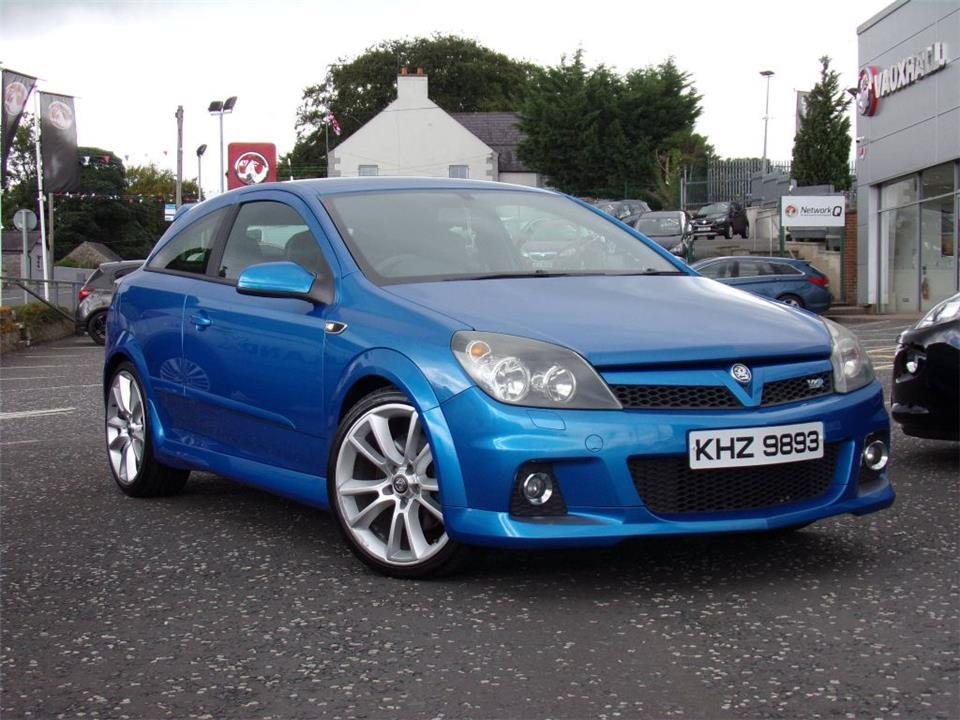 Vauxhall Astra VXR 2.0 Turbo 240ps 3dr