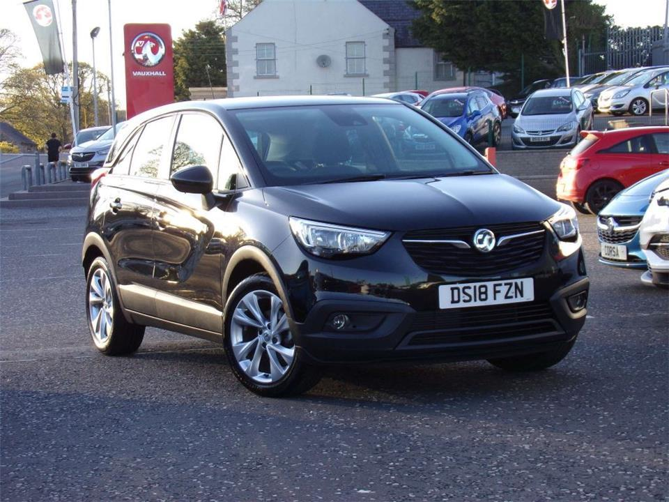 Vauxhall Crossland X SE 1.2 83ps 5dr