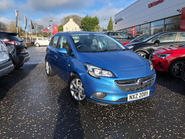 Vauxhall Corsa Energy 1.4 75ps 5dr