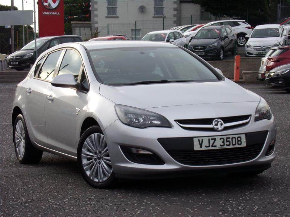 Vauxhall Astra Energy 1.4 100ps 5dr