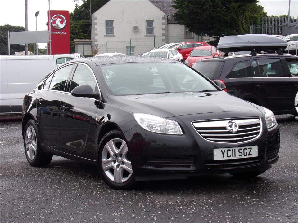 Vauxhall Insignia Exclusiv 2.0 CDTI 130ps 5dr