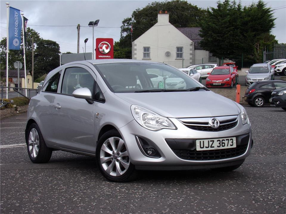 Vauxhall Corsa Active 1.2 70ps 3dr