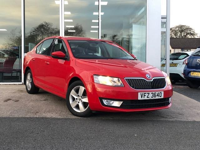 Skoda Octavia 1.6TDI SE Business