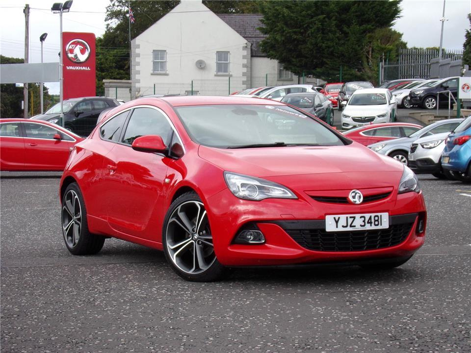 Vauxhall Astra GTC Limited Edition 1.6CDTI 136ps 3dr S/S
