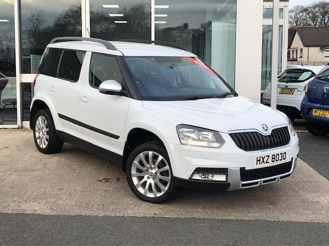 Skoda Yeti 2.0TDi 110ps Outdoor SE