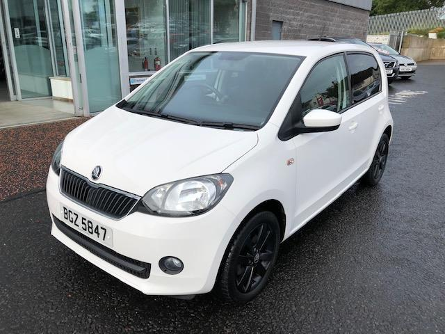 Skoda Citigo 1.0i Colour Edition