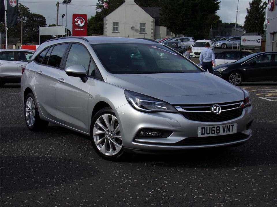 Vauxhall Astra Sports Tourer Design 1.0 105ps S/S