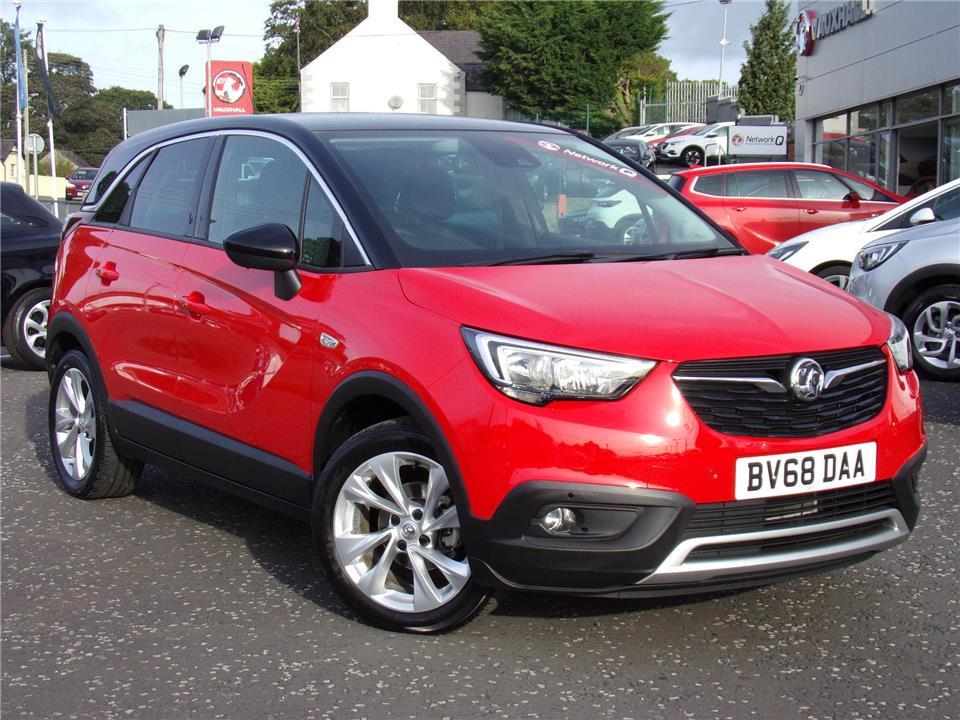 Vauxhall Crossland X Techline 1.2 83ps 5dr