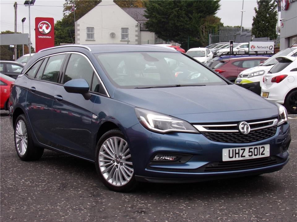 Vauxhall Astra Elite 1.6CDTI 136ps 5dr S/S