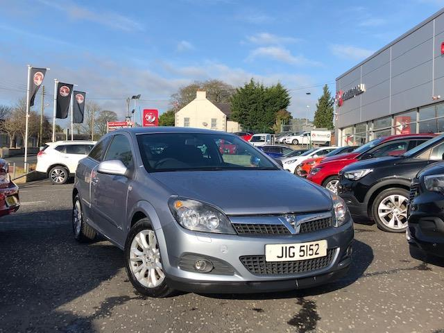Vauxhall Astra  Sport Hatch SRI 1.4 100ps 3dr