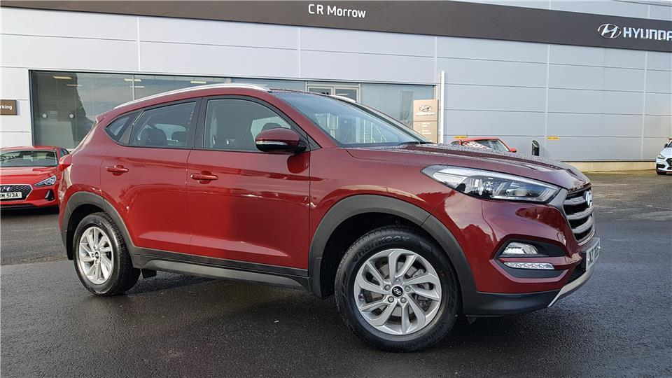 Hyundai Tucson 1.7CRDi SE [Low Miles, One Owner]