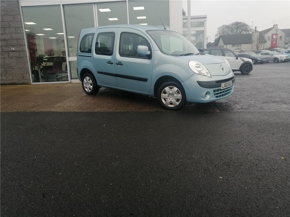 Renault Kangoo Expression 16V Automatic [WHEELCHAIR ACCESS]