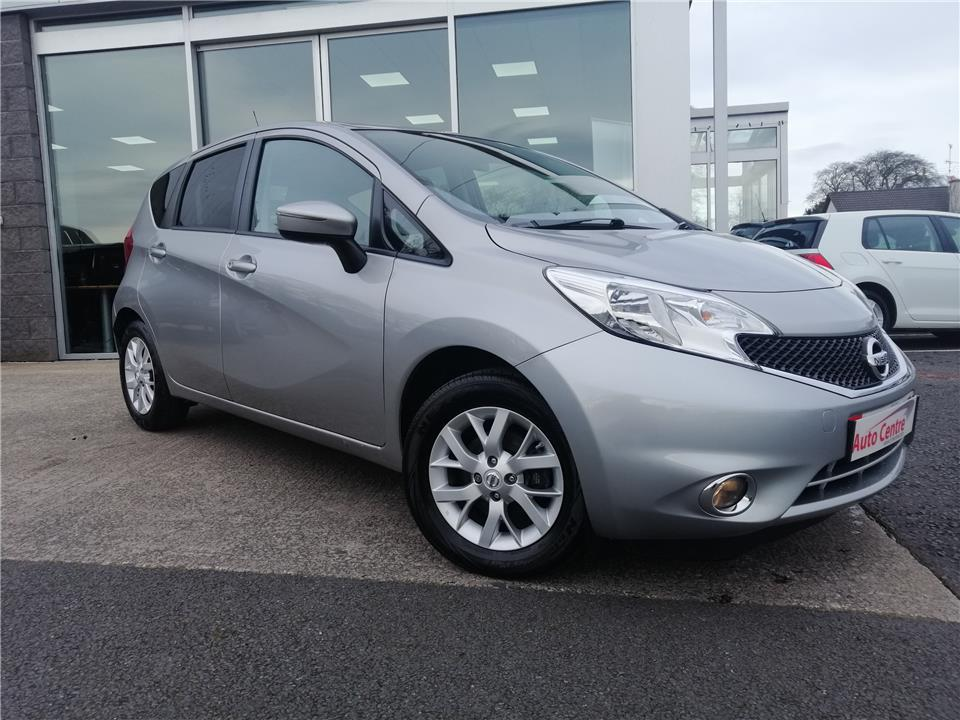 Nissan Note 1.2 Premium 5 Door (E12a)