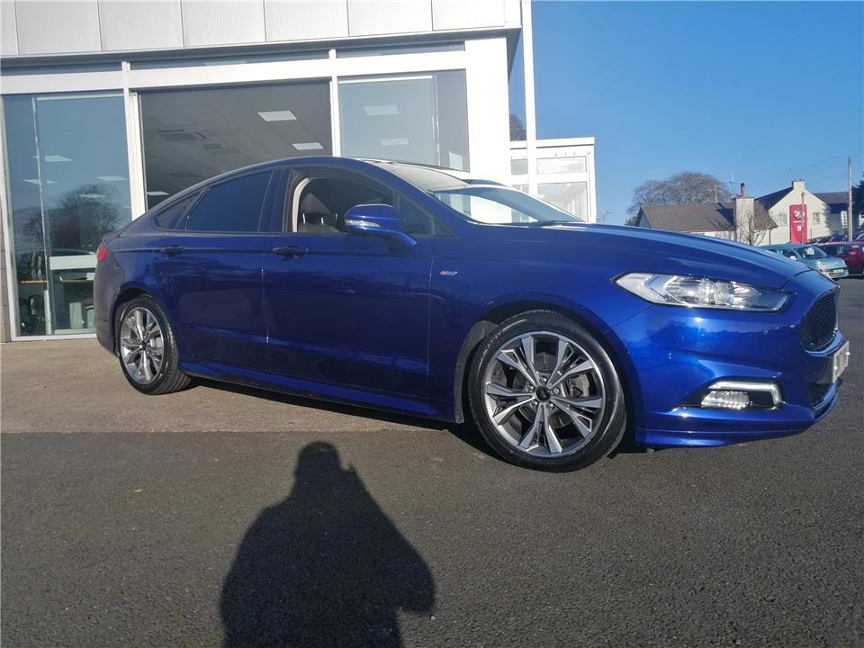 Ford Mondeo St-Line 2.0 Tdci 150ps