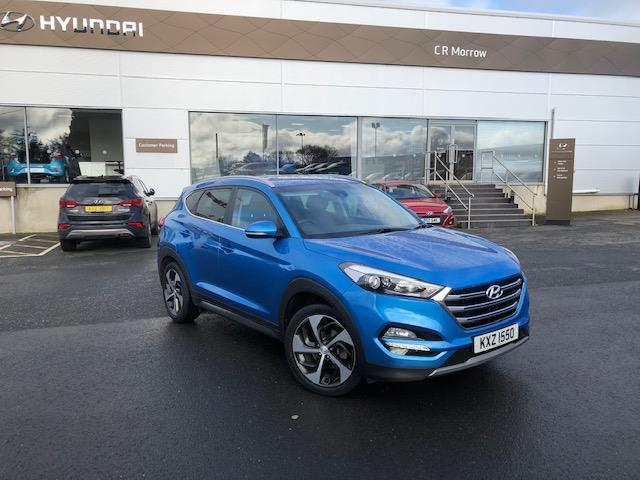 Hyundai Tucson 2.0 Premium 136PS [Heated Leather Seats]