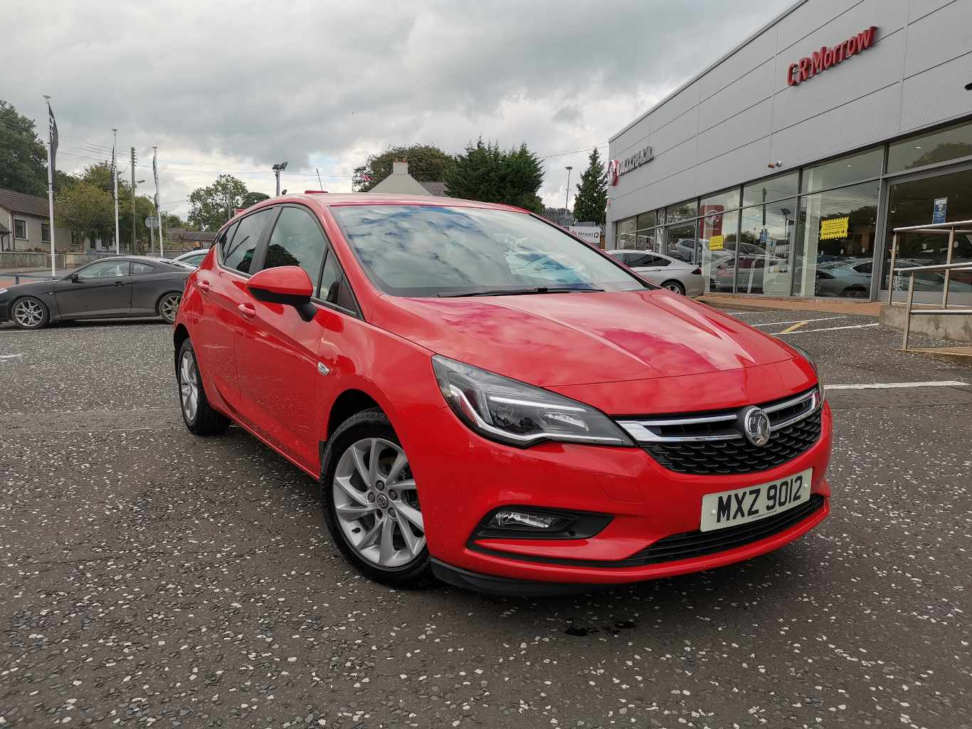 Vauxhall Astra Design 1.6CDTI 110ps 5dr S/S