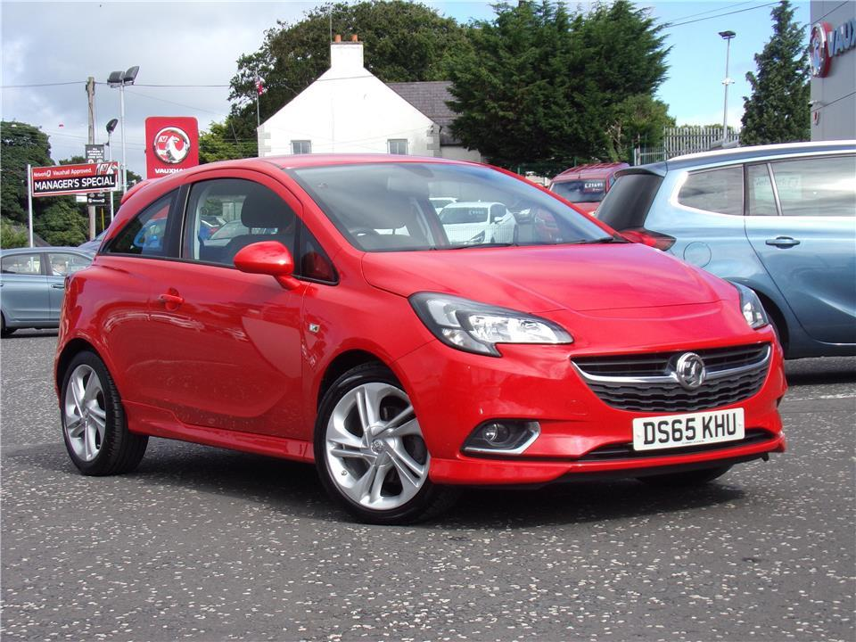 Vauxhall Corsa SRI VX-Line 1.4 Turbo 100ps 3dr
