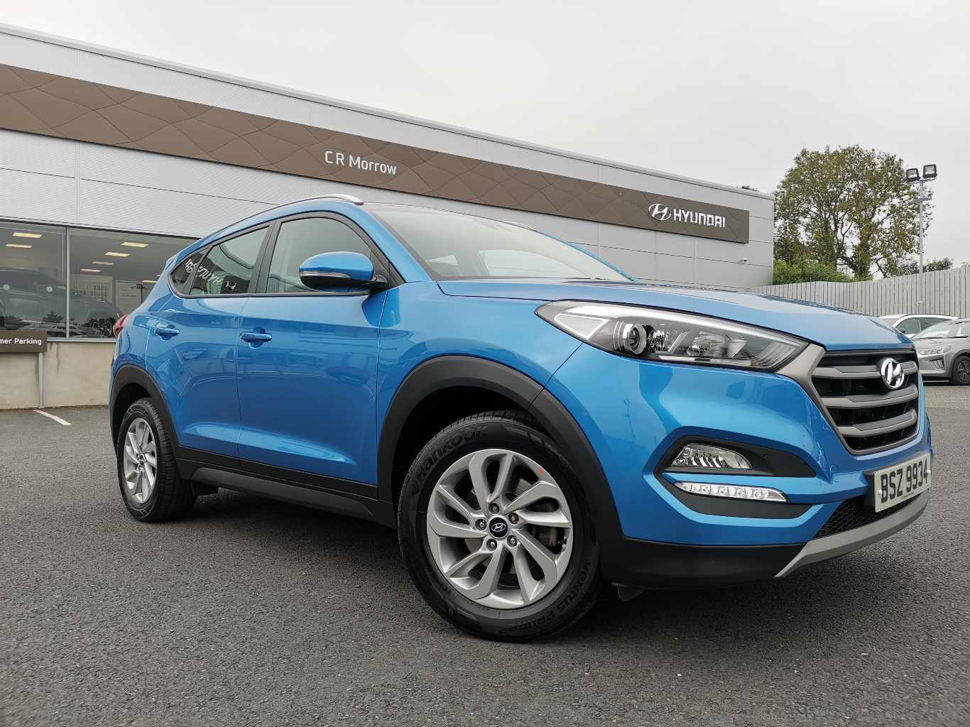 Hyundai Tucson 1.7CRDi SE BlueDrive (116PS)