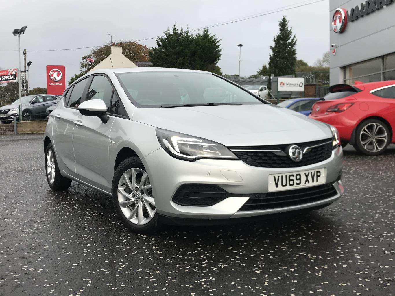 Vauxhall Astra Business Edition Nav 1.5 Turbo D 122ps S/S