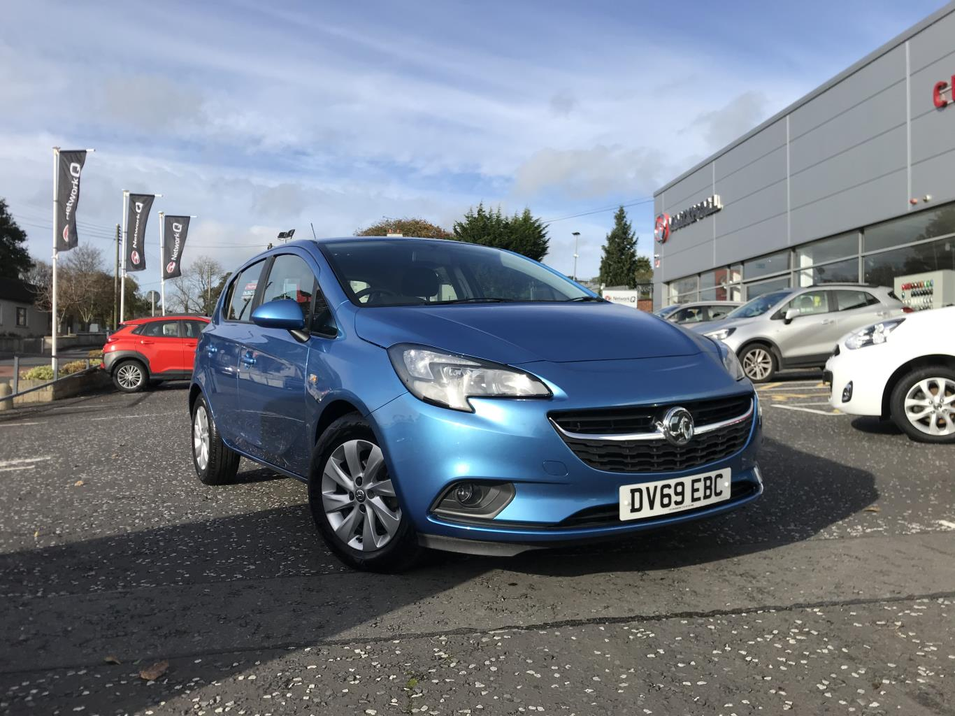 Vauxhall Corsa Design 1.4 75ps 5dr