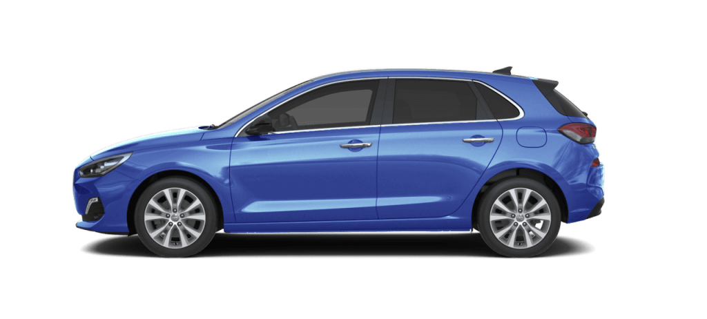 Hyundai i30 Champion Blue