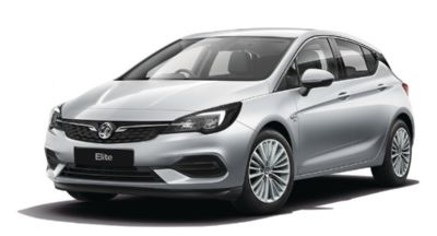 Vauxhall New Astra Sovereign Silver