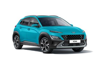 Hyundai New KONA Hybrid Dive In Jeju