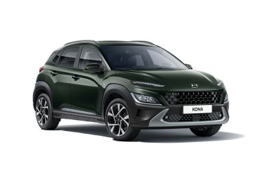 Hyundai New KONA Hybrid Misty Jungle