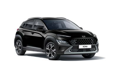 Hyundai New KONA Hybrid Phantom Black