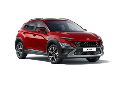 Hyundai New KONA Hybrid Pulse Red