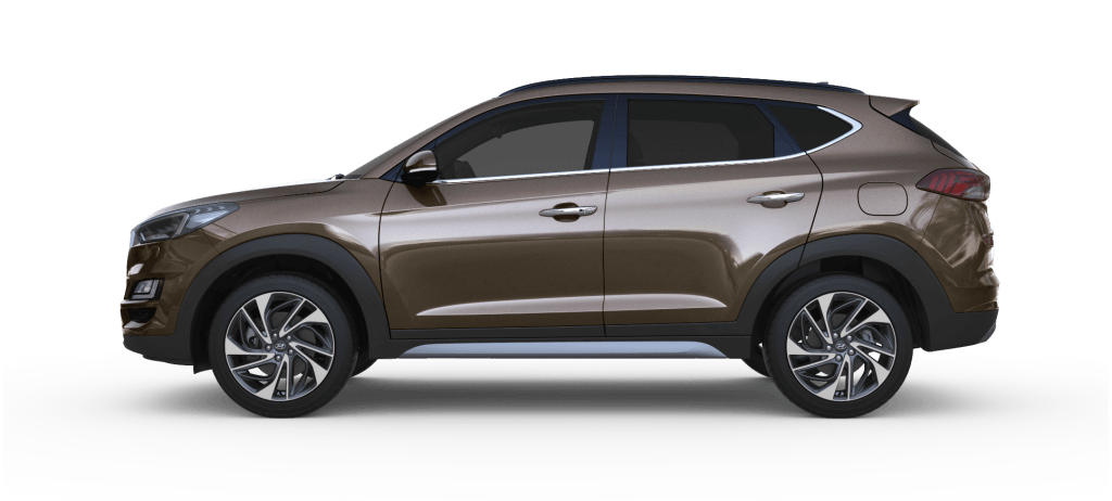 Hyundai Tucson Moon Rock