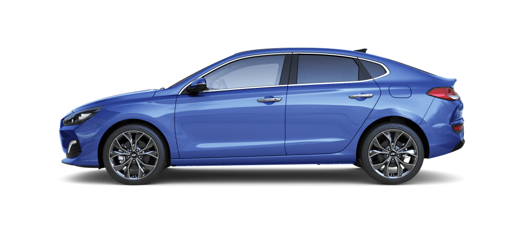 Hyundai i30 Fastback Champion Blue
