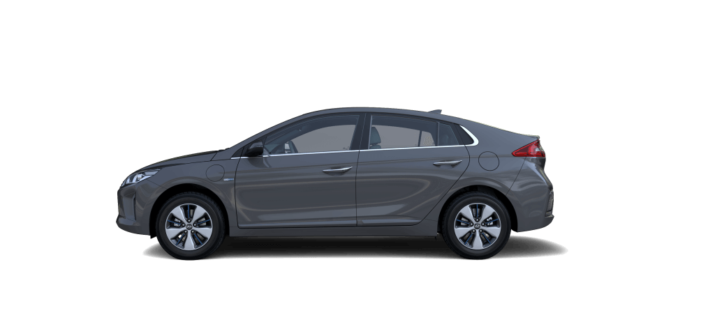 Hyundai IONIQ Plug-in Hybrid Iron Grey