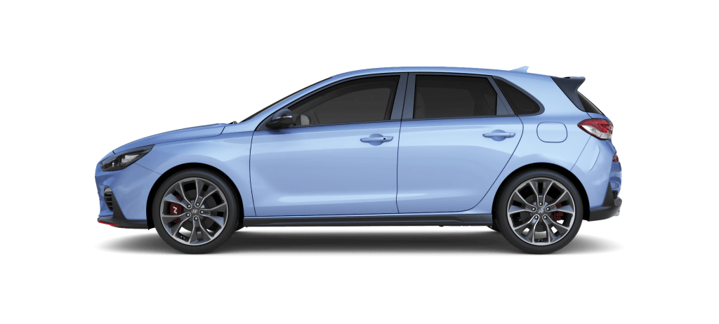 Hyundai i30 N Performance Blue