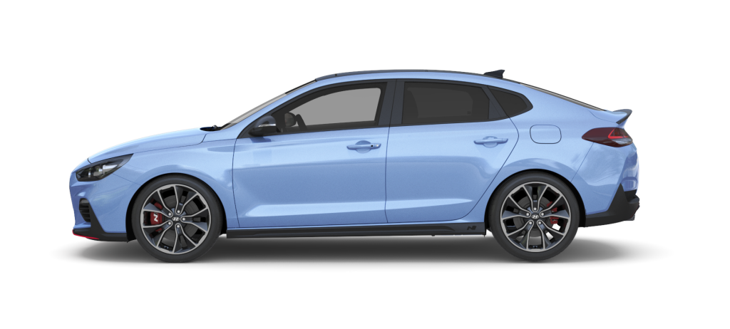 Hyundai i30 N Fastback Performance Blue