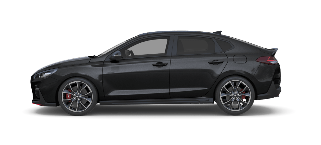 Hyundai i30 N Fastback Phantom Black